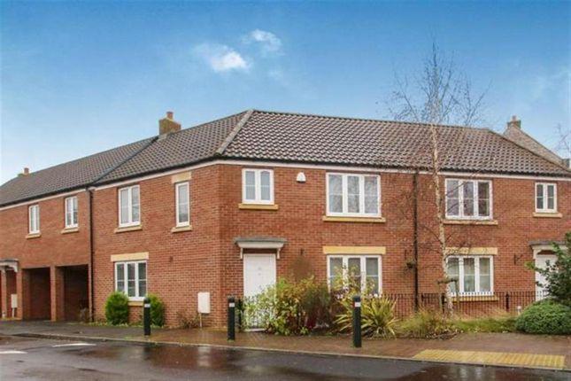 Thumbnail Link-detached house for sale in Morse Road, Norton Fitzwarren, Taunton