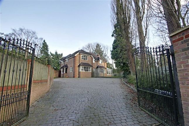Thumbnail Detached house for sale in The Orchard, Watford