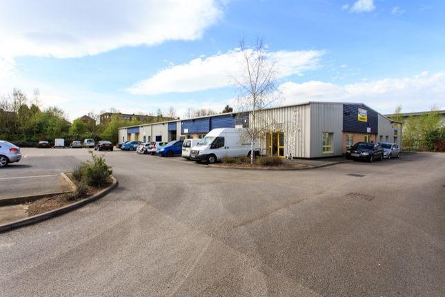 Thumbnail Office to let in Millennium Business Park, Enterprise Close, Mansfield