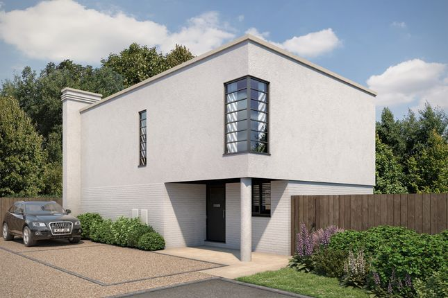 Thumbnail Detached house for sale in Cove Springs, Sheepcotes Lane, Silver End, Witham
