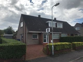 Thumbnail Semi-detached house to rent in 32 Melville Gardens, Bishopbriggs, Glasgow