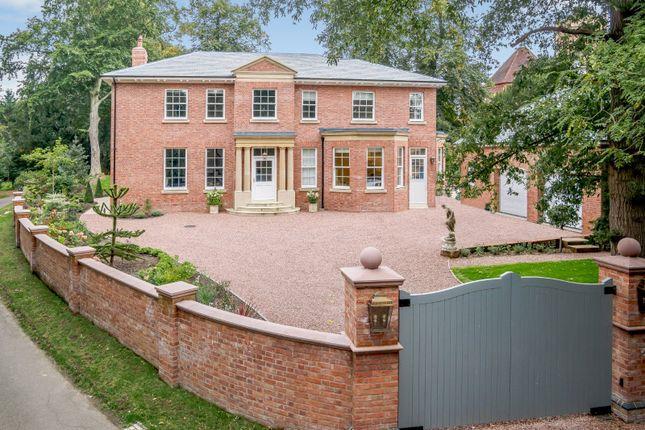 Thumbnail Detached house for sale in Church Lane, Meole Brace Village, Shrewsbury, Shropshire