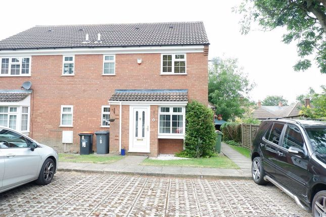 Thumbnail Property to rent in Bowmans Close, Dunstable