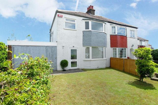 Thumbnail Semi-detached house to rent in Crow Hill, Broadstairs