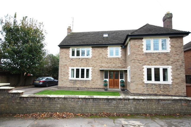 Thumbnail Detached house for sale in Burton Road, Finedon