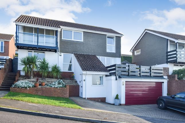Thumbnail Detached house for sale in Hillcrest Road, Portishead