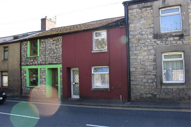 Thumbnail Terraced house to rent in Park Street, Bridgend