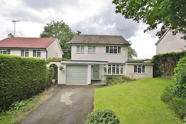 Thumbnail Detached house for sale in Elmgrove Close, Knaphill, Woking