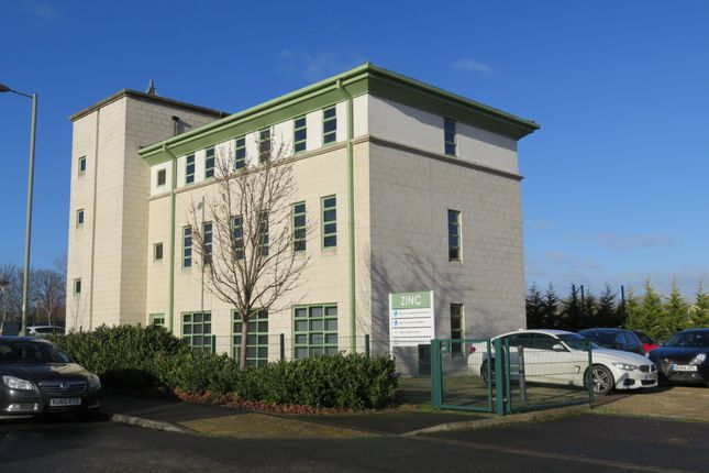 Thumbnail Office for sale in Ventura Park, Broadshires Way, Carterton