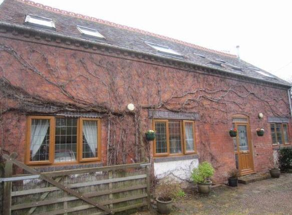 Thumbnail Detached house to rent in Old Chawson Lane, Droitwich