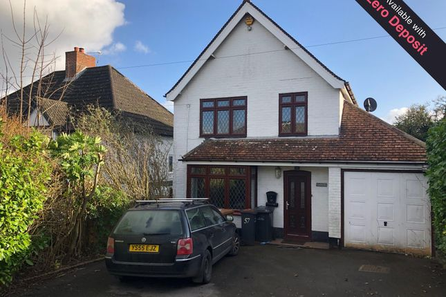Thumbnail Property to rent in Salisbury Road, Andover