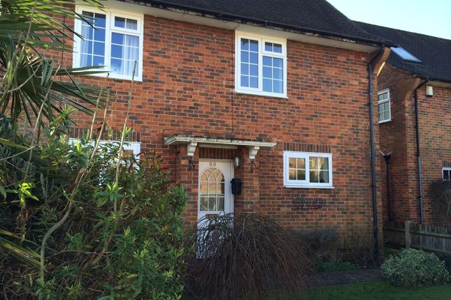 Thumbnail Semi-detached house to rent in Sandlands Road, Walton On The Hill, Surrey