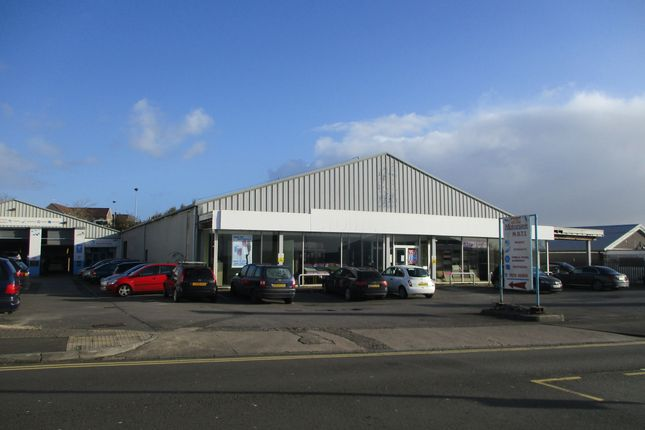 Thumbnail Retail premises to let in Prominent Roadside Retail/Showroom, Tremains Road, Bridgend