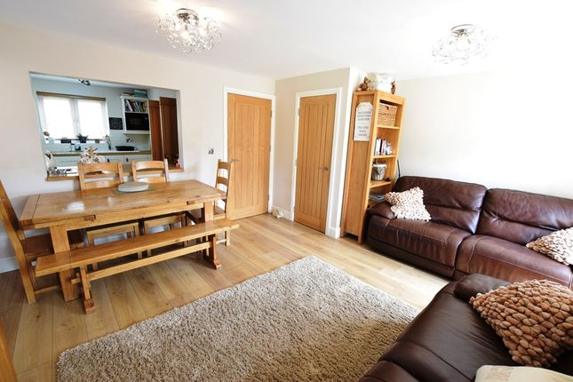 Thumbnail Semi-detached house for sale in Sword Hill, Caerphilly, Caerffili
