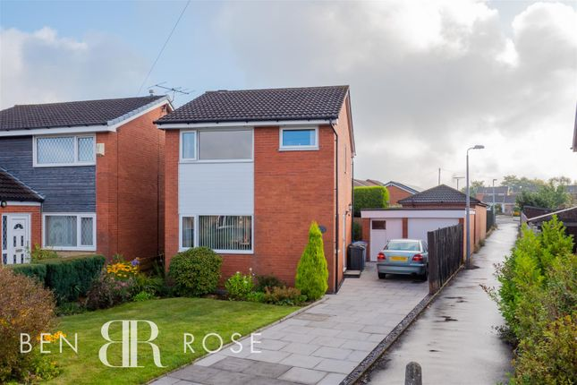 3 bed detached house for sale in Stoney Holt, Clayton-Le-Woods, Chorley PR25