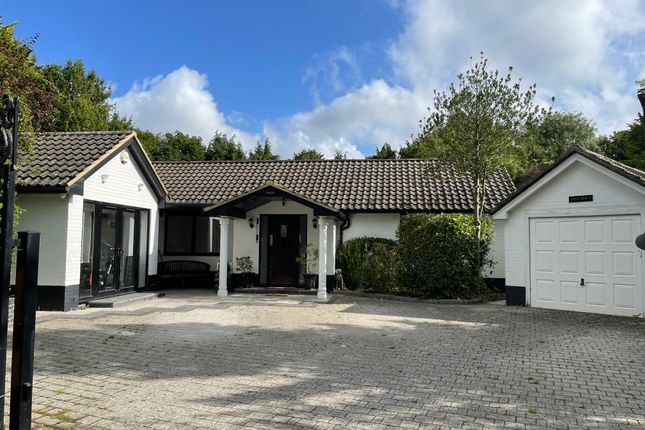 Thumbnail Detached bungalow to rent in Station Road, Lingfield