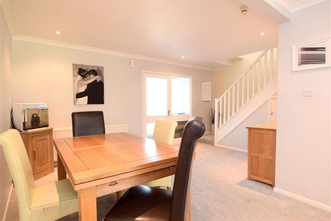 Thumbnail End terrace house for sale in Brisbane Close, Worthing, West Sussex