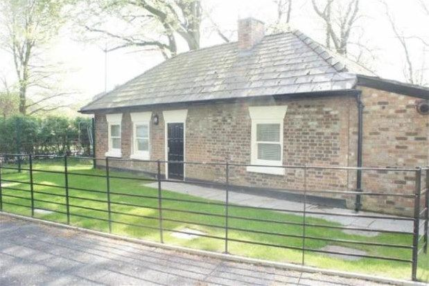 Thumbnail 1 bed detached bungalow to rent in Old Moat Lane, Liverpool