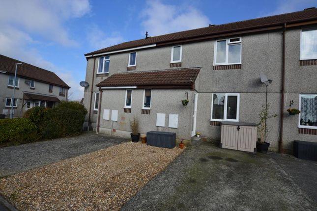Thumbnail Terraced house for sale in Herring Close, Liskeard, Cornwall