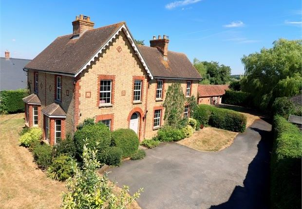 Thumbnail Detached house for sale in Main Street, Grendon Underwood, Buckinghamshire.