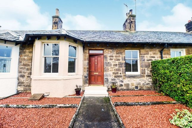 Thumbnail Bungalow for sale in Lingerwood Cottages, Newtongrange, Dalkeith