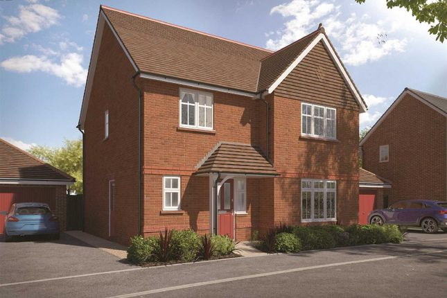 4 bed detached house for sale in Upavon, Pewsey SN9