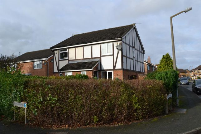 Thumbnail Semi-detached house for sale in Scotia Avenue, New Ferry, Wirral
