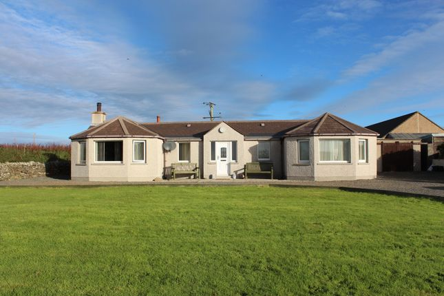 Detached bungalow for sale in St Marys, Holm, Orkney