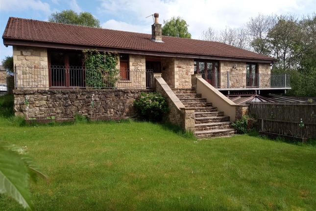 Thumbnail Detached house for sale in South Road, Alnwick, Northumberland