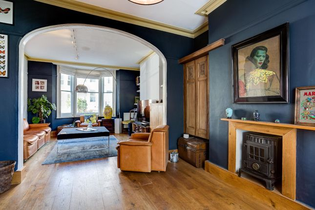 Thumbnail End terrace house for sale in Ditchling Rise, Brighton