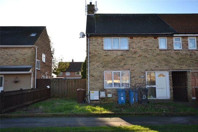 Front of Bothwell Grove, Greatfield, Hull HU9