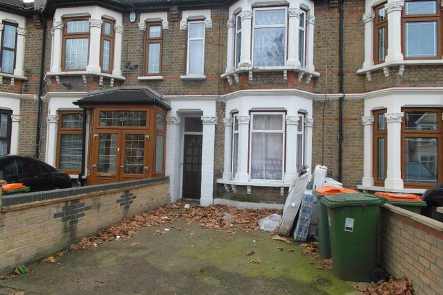 Thumbnail Terraced house to rent in Chester Road, London