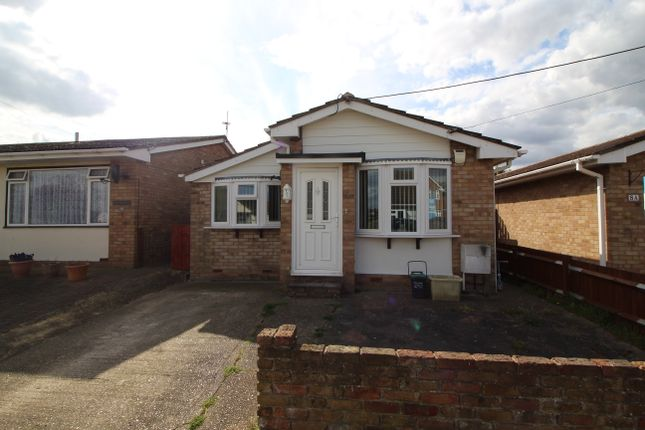 2 bed detached bungalow for sale in Hertford Road, Canvey Island SS8