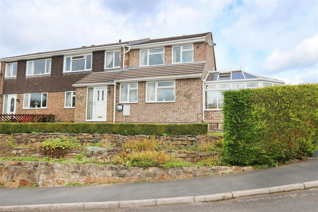 Thumbnail 6 bed semi-detached house for sale in Moorfield, Matlock