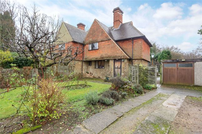 Thumbnail Semi-detached house for sale in North Munstead Lane, Munstead, Godalming, Surrey