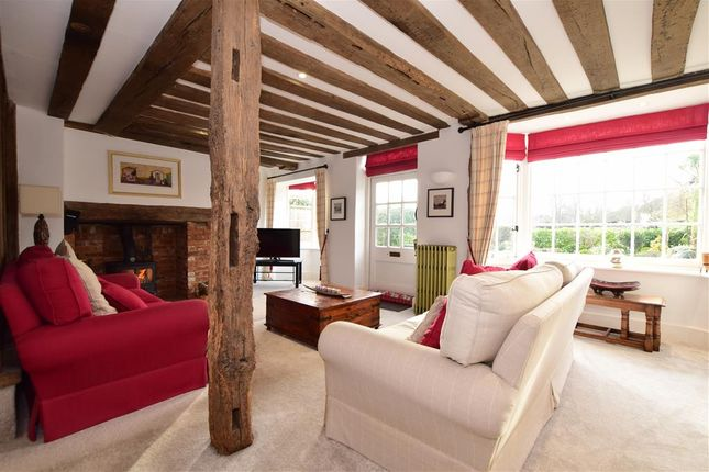 Thumbnail Semi-detached house for sale in The Green, Bearsted, Maidstone, Kent