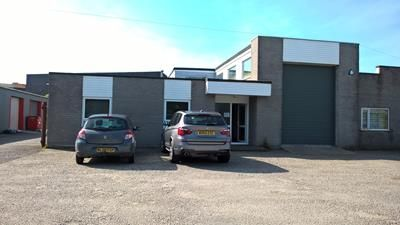 Thumbnail Light industrial to let in Unit 1, Agar Way, Redruth, Cornwall
