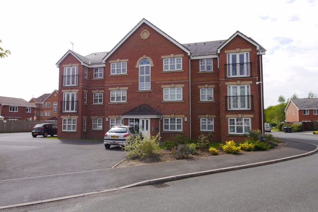 2 bed flat to rent in Meadow Field, Hindley Green, Wigan WN2