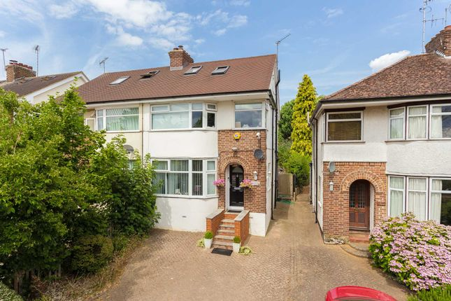 Thumbnail Semi-detached house to rent in Bridgewater Road, Berkhamsted
