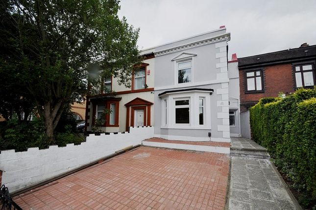Thumbnail Town house for sale in 47 Etruria Old Road, Etruria, Stoke-On-Trent