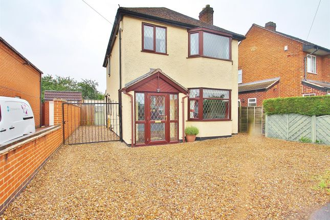 Thumbnail Detached house for sale in Dorothy Avenue, Thurmaston, Leicestershire
