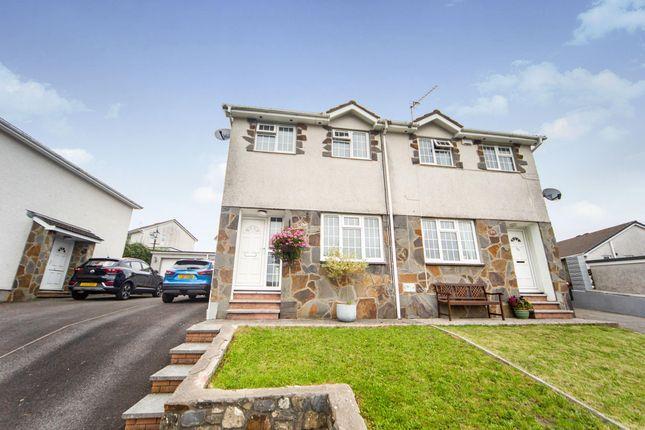 Thumbnail Property to rent in Ty Gwyn Drive, Brackla, Bridgend
