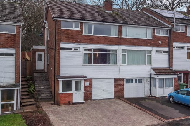 3 bed semi-detached house for sale in Ferney Hill Avenue, Redditch