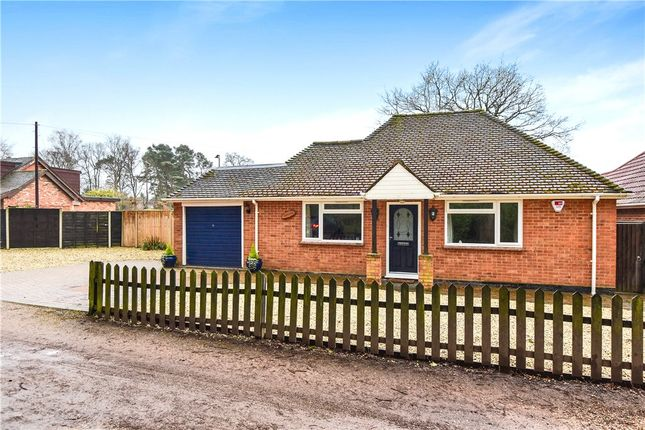 Thumbnail Detached bungalow for sale in Grant Road, Crowthorne, Berkshire