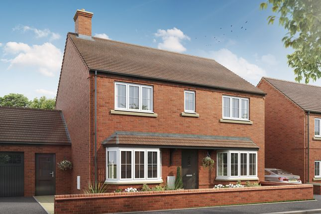 """4 bed detached house for sale in """"The Marlborough"""" at Mentmore Road, Cheddington, Leighton Buzzard LU7"""