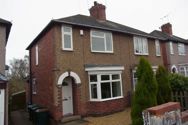 Thumbnail Semi-detached house to rent in Burnham Road, Whitley
