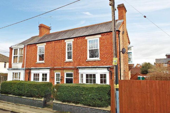 Thumbnail Semi-detached house for sale in South Street, Wollaston, Northamptonshire