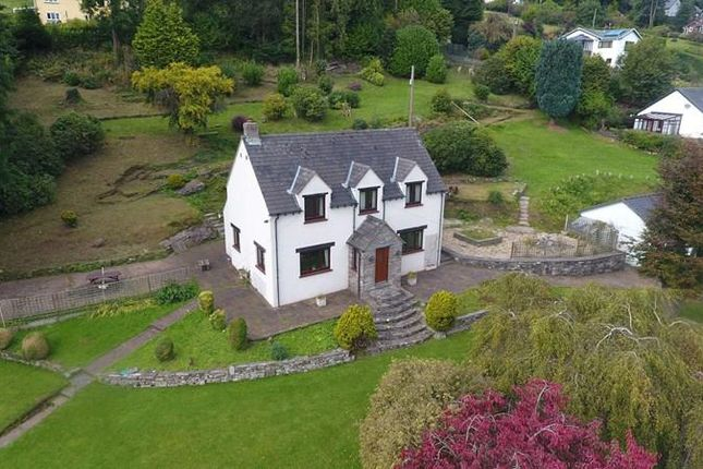 Thumbnail Detached house for sale in Old Road, Bwlch, Brecon