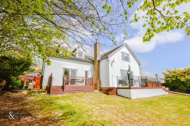 Thumbnail Detached house for sale in Stone Croft, Barrowford, Nelson