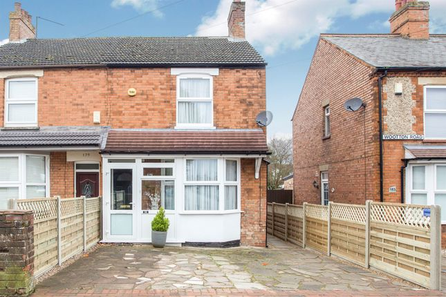 Thumbnail Semi-detached house for sale in Wootton Road, Gaywood, King's Lynn